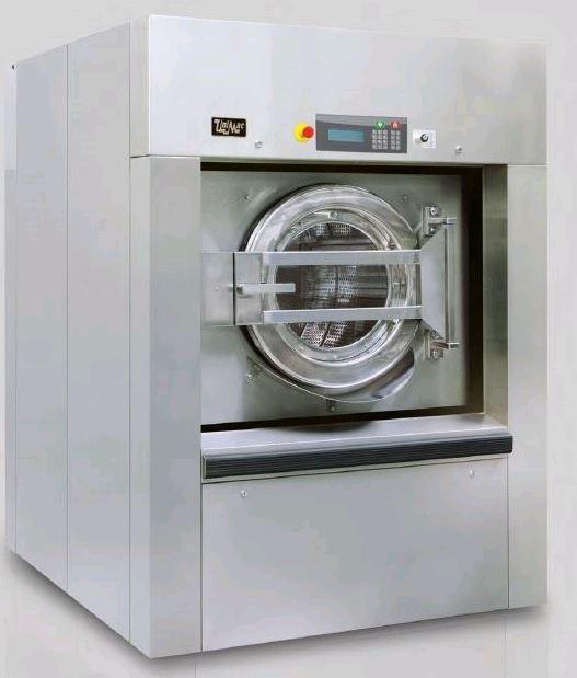 laveuse super essoreuse cuve suspendue Unimac UY800 pour les blanchisseries et un usage industriel