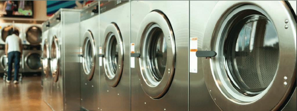 Gamme de laveuse essoreuse à sceller SC20 - SC30 - SC40 - SC60 pour une utilisation en laveries libre-service et en buanderies