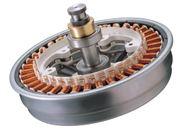 entrainement direct drive de la machine à laver frontale professionnelle à cuve suspendue LG ATOM