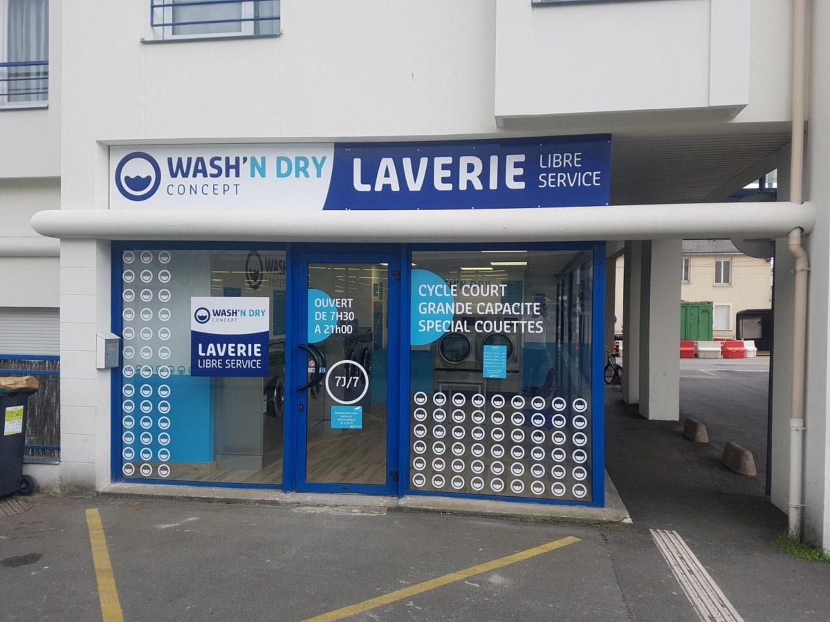 wash'n dry leader de la laverie libre-service en France accompagne les investisseurs, particuliers à la recherche d'un revenu complémentaire dans leur projet
