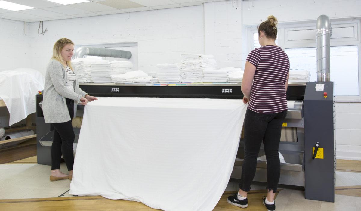 location matériel de blanchisserie